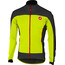 Castelli Mortirolo 4 Jacket Men yellow fluo/light black